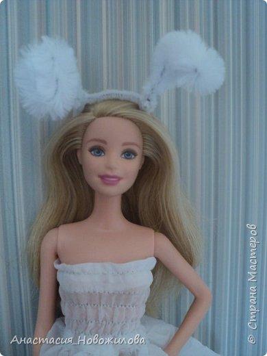 """Привет всем! Меня давно не было, но думаю, что вы этого и не заметили... Сегодня я сдаю работу на конкурс """"Мисс Июль"""". Это моя новая куколка, мне ее подарили на день рождения, зовут ее Саша.  фото 15"""