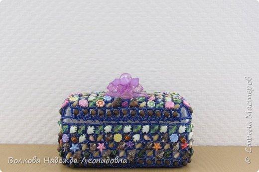 Оплетённые вазы, бутылки, шкатулки. фото 6