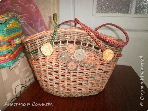 сумочка для доченьки,увлеклась я не на шутку)) фото 1