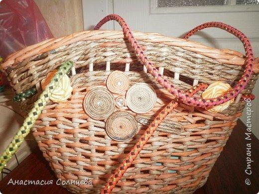сумочка для доченьки,увлеклась я не на шутку)) фото 8