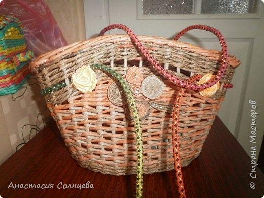 сумочка для доченьки,увлеклась я не на шутку)) фото 9
