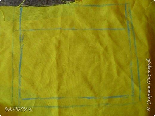 Здравствуй Страна Мастеров! Сегодня я покажу как сделать вот такой мешочек для вещей.(извените за качество фото-ткань очень яркая) Материалы: ткань шнурок нитки по цвету машинка фото 4