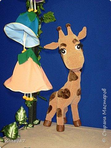 Жираф дядя Жора. Самый мудрый во всей стране Мираликундии. фото 1
