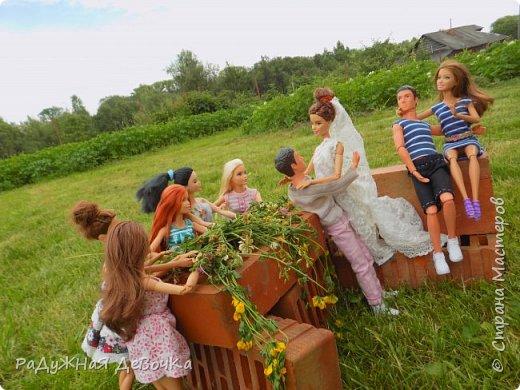 Всем привет друзья!!!                                         Недавно у Эммы и Майкла была свадьба!!! Так что, смотрим фото! фото 11