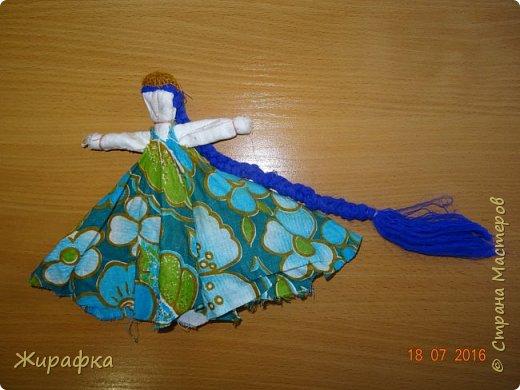 Куколка в тюбетеечке. фото 1