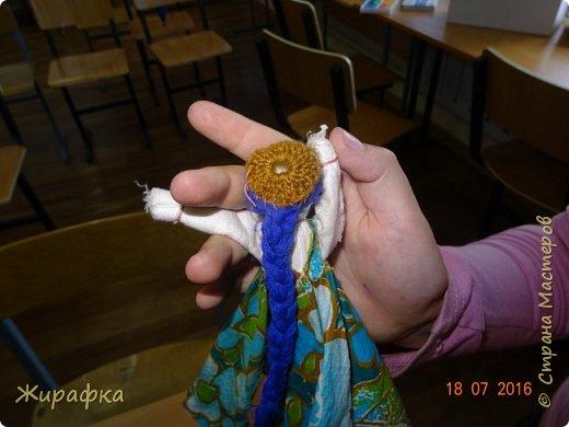 Куколка в тюбетеечке. фото 3