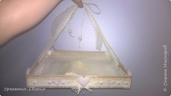 Свадебная гостевая книга в колыбельке:) фото 11