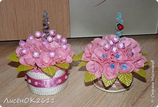 Цветочные клумбочки фото 3