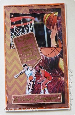 Универсальная  открытка в сиреневых тонах... фото 28