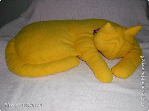 """Подушки """"Спящие коты"""".  фото 2"""