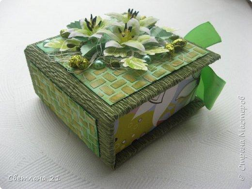 Денежная коробочки. фото 5