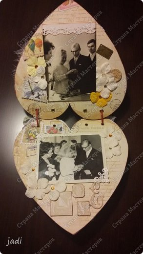 Подарок на день свадьбы моим родителям. фото 4