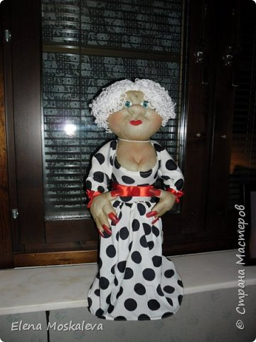 Куклы - минибары в ретро стиле.  фото 1