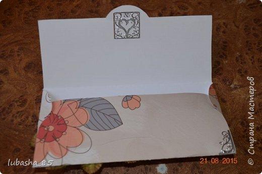 Прошлогодние конвертики под денежки на день рождения и 38-ю годовщину свадьбы фото 4