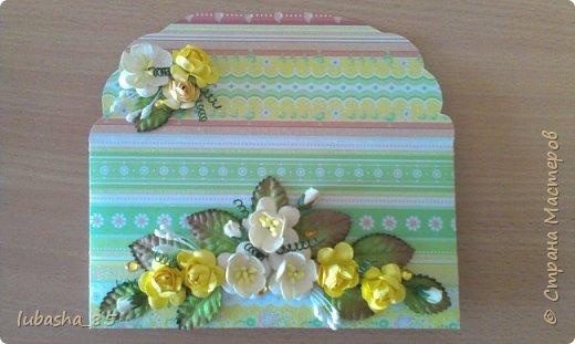 Прошлогодние конвертики под денежки на день рождения и 38-ю годовщину свадьбы фото 3