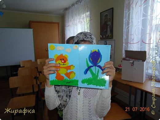 Флора и фауна в пластилине. фото 14