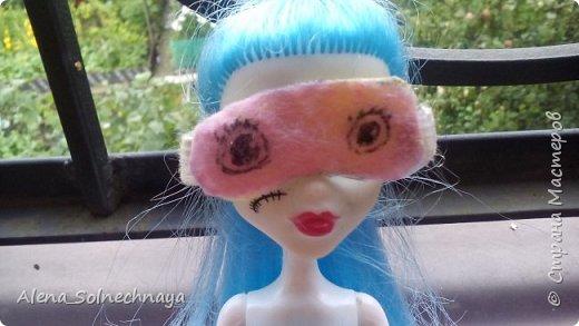 Всем привет! И сегодня я покажу вам как сделать маски для сна. Они не обычные! А двусторонние! Эту идею я уже видела в интернете, но мастер класса я не видела) Начнем! фото 12