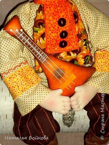 Поиграй-ка, пострадай-ка, Символ русской старины, Балалайка, балалайка – Немудреных три струны!    (стих Г.Кукушкиной) фото 6