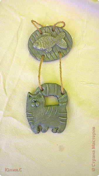 Мои летние соленушки-повторюшки.  За идею лунных котов благодарю Евгешу http://stranamasterov.ru/node/934142?tid=1300 Своим котам добавила орнамент золотым контуром. фото 13
