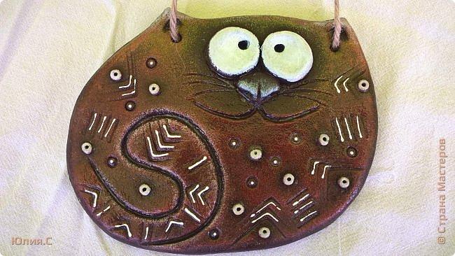 Мои летние соленушки-повторюшки.  За идею лунных котов благодарю Евгешу http://stranamasterov.ru/node/934142?tid=1300 Своим котам добавила орнамент золотым контуром. фото 10