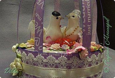 Милая свадебная вещица фото 8