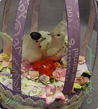 Милая свадебная вещица фото 7