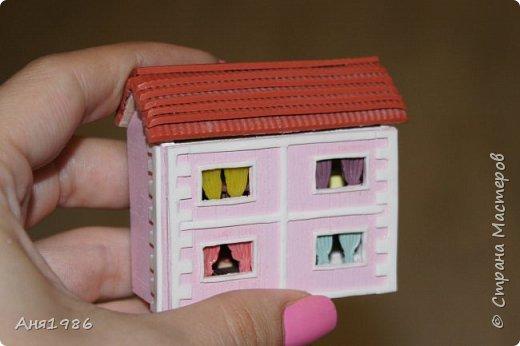 Кукольный домик. Миниатюра. Часть 1