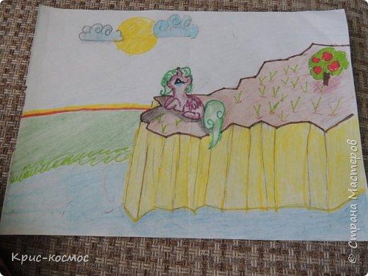 Здравствуй, СМ! Сегодня я хочу похвастаться рисунками, которые накопились у меня. Девчата из Эквэстрии. Твайлайт Спаркл. фото 18