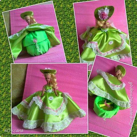 Куколка для племанницы фото 1