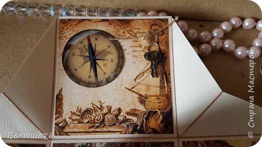 Добрый день Страна. Придумала коробочку  на  пиратскую тему на день рождения племяннику.    фото 7