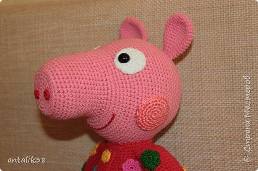 Свинка Пеппа в пижамке. фото 4