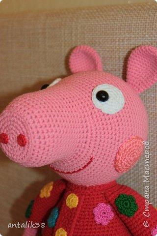 Свинка Пеппа в пижамке. фото 5