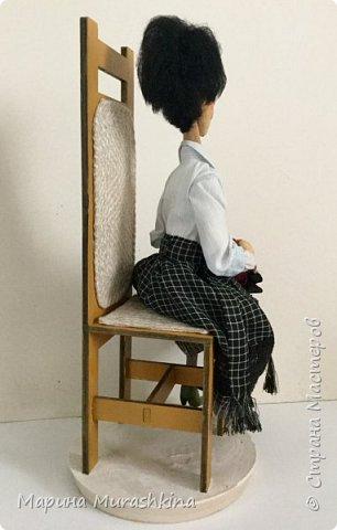 Заинтересовали женские образы Амедео Модильяни...решила попробовать. фото 4