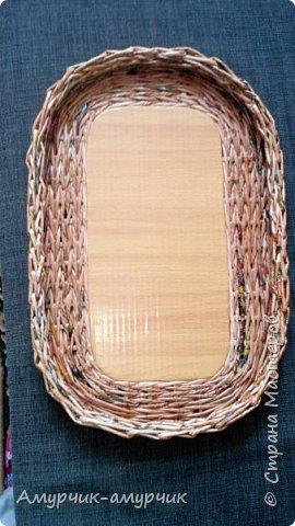 Карзина для белья  плетеная фото 4
