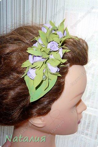 Ободок для волос фото 3