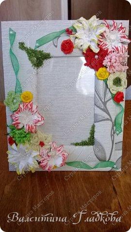 Приветствую Вас, соседи! Рамочки для фото всегда будут украшением интерьера и приятным, милым подарком. Хочу показать вам фото рамочки которые я сделала за последнее время. Приятного просмотра. фото 2
