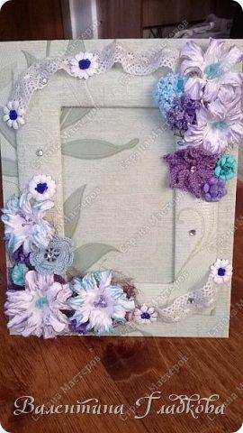 Приветствую Вас, соседи! Рамочки для фото всегда будут украшением интерьера и приятным, милым подарком. Хочу показать вам фото рамочки которые я сделала за последнее время. Приятного просмотра. фото 3