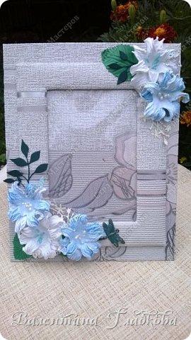 Приветствую Вас, соседи! Рамочки для фото всегда будут украшением интерьера и приятным, милым подарком. Хочу показать вам фото рамочки которые я сделала за последнее время. Приятного просмотра. фото 9