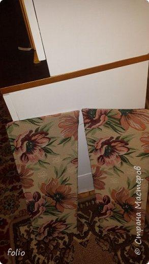 Честно говоря ожидала большего. Но у меня была цель, сделать мебель однотипную. Одинаковые стулья... одинаковые кресла Кому интересно, стулья вот здесь http://stranamasterov.ru/node/941866 фото 22