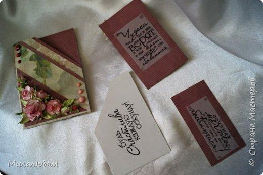 Всем здравствуйте! Сделала эту открытку давно, но до поездки выставить не успела. Это чистый лифтинг работы  ЛЮДямМИЛАя57  http://stranamasterov.ru/node/1038492. Это открыточка для любимой дочери на день рождения. Саше понравилась. фото 13