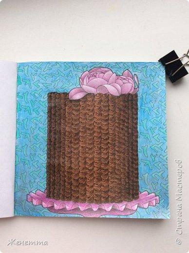 Шоколадный торт фото 1