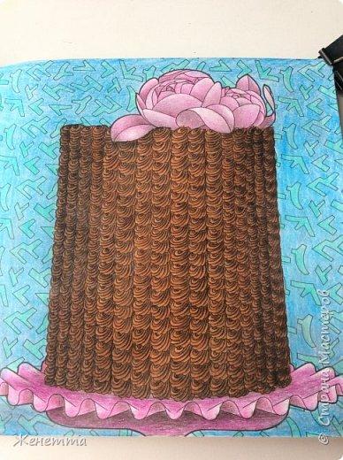 Шоколадный торт фото 2