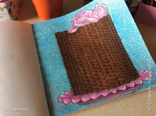 Шоколадный торт фото 4