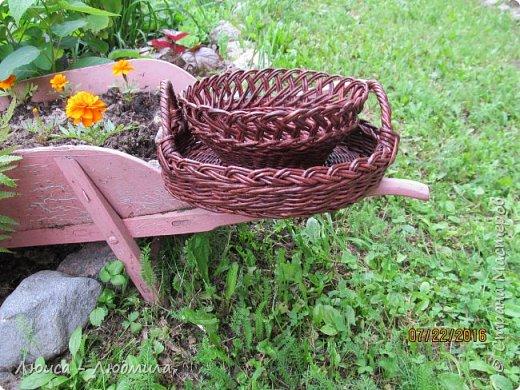 Всем здравствуйте! Пасмурное и дождливое лето сподвигло на плетение  - и вот что получилось. фото 4