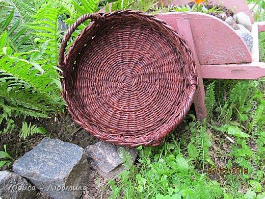 Всем здравствуйте! Пасмурное и дождливое лето сподвигло на плетение  - и вот что получилось. фото 5
