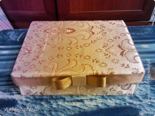 Хлам-декор, первая и единственная пока попытка. Маленькая коробочка. фото 9