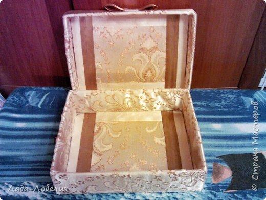 Хлам-декор, первая и единственная пока попытка. Маленькая коробочка. фото 10