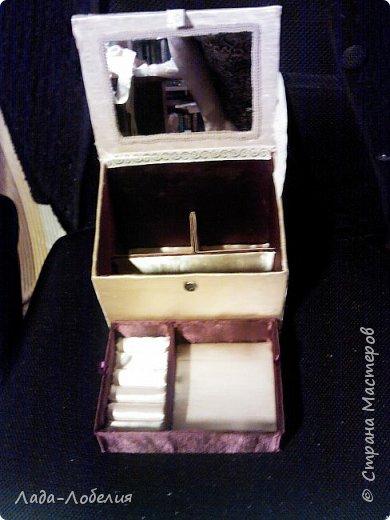 Хлам-декор, первая и единственная пока попытка. Маленькая коробочка. фото 17