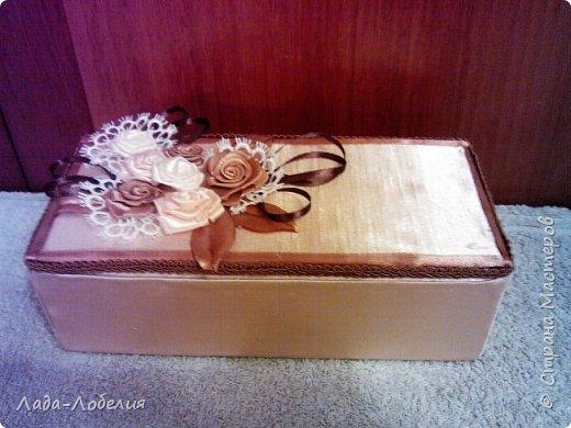 Хлам-декор, первая и единственная пока попытка. Маленькая коробочка. фото 23