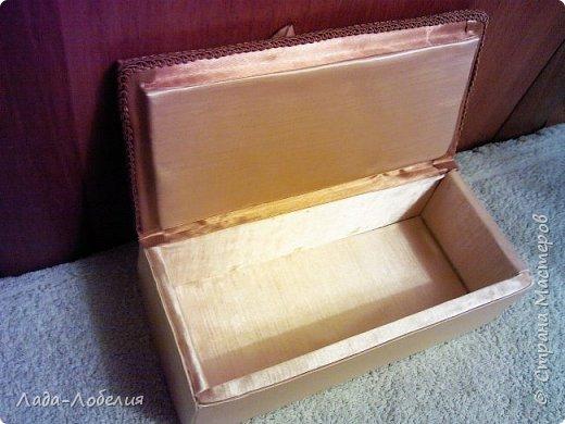 Хлам-декор, первая и единственная пока попытка. Маленькая коробочка. фото 24